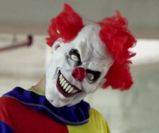 Boembox Viral News Weblog Home: Killer Clown Prank Is Terug!