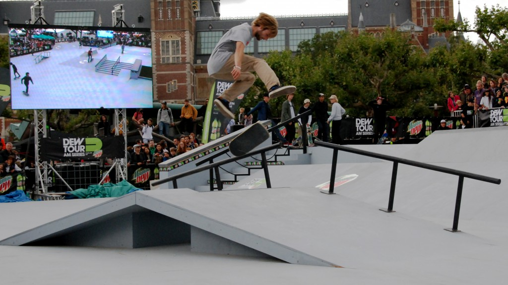 Leon Wolters - 360 doubleflip