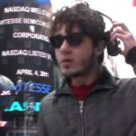 Internetklassieker: 'What Song are you Listening to?' (NYC edition)