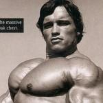 Uitstekende impersonatie van Arnie Schwarzenegger door deze grappige dude