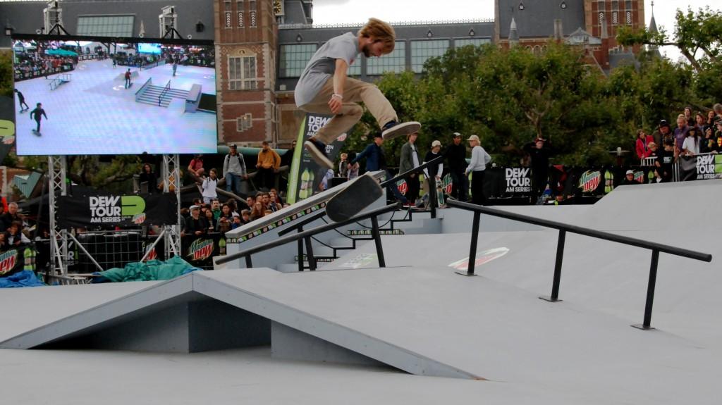 Leon Wolters - 360 doubleflip