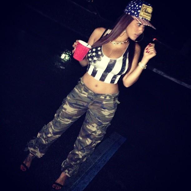Babe vd Week: Rosanna Castillo » DailyBase.NL - The Good Life.