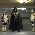 Rémi Gaillard's Star Wars prank
