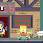 Vet gemaakt: Simpsons in Pixels