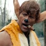 Dwayne 'The Rock' Johnson is… Bambi!