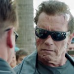 Arnold Schwarzenegger prankt toeristen in Hollywood als de Terminator