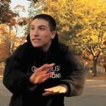De 16-jarige rapper Token heeft de potentie om zelfs beter te worden dan Eminem