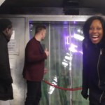 Toffe prank: Disco In a Lift