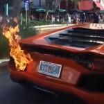 Waarom je nooit en te nimmer je Lamborghini uit moeten lenen