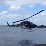 Ook voor helikopters zit een ongeluk in een klein hoekje