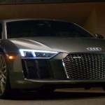 Toffe feelgood Super Bowl commercial van de nieuwe Audi R8