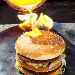 Gesmolten koper vs Big Mac