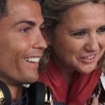 Cristiano Ronaldo's sociale experiment: een kopje thee drinken in het openbaar