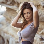 Instagram-beauty: de Russische Anichka