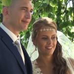 Festivalgangers gaan trouwen en maken er een heuse aftermovie van
