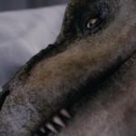 De ster van deze Audi-reclame is een depressieve T-Rex