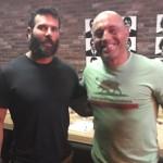 Social media superster Dan Bilzerian te gast bij Joe Rogan's podcast