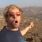 Prettig gestoorde gozer vat zijn vakantie naar Kreta samen in 25 seconden
