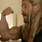 Wat als Thor, de machtige dondergod, je huisgenoot is?