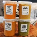 Vandaag op het menu: de verse curry tikka masala van de Albert Heijn!