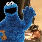 Rahat prankt drive thru-medewerkers als Cookie Monster