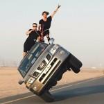 Jay Alvarrez bezoekt Dubai en maakt er meteen het beste van