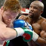 Mooi om te bestuderen: Floyd Mayweather vs. Canelo Alvarez (full fight)