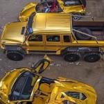 Rijke Arabieren geven vele miljoenen uit aan onzinnige luxe