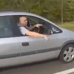 Dashcam Europa bewijst wederom dat deelnemen aan het verkeer f* gevaarlijk is