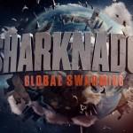 De nieuwe trailer van Sharknado 5 werkt goed op de lachspieren