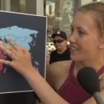 Jimmy Kimmel test: domme Amerikanen weten niet eens waar Noord-Korea ligt…