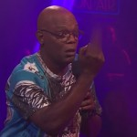 James Corden en Samuel L. Jackson slopen elkaar in genadeloze Rap Battle