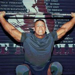 Dit is hoe WWE-superster John Cena traint