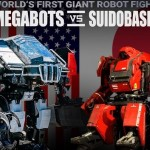 's Werelds eerste 'Giant Robot Fight': Megabots vs Suidobashi