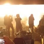 Totale anarchie bij de ruige 'Machine Gun Night Shoot' in Kentucky