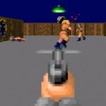 De graphics vergeleken tussen Wolfenstein 3D (1992) en Wolfenstein 2 (2017)