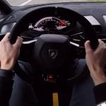 AutoTopNL scheurt met Lamborghini Huracan op de Duitse snelweg