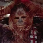 100 mensen doen hun uiterste best om Chewbacca na te doen