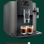 Lease je eigen koffiemachine met Coffee@Home